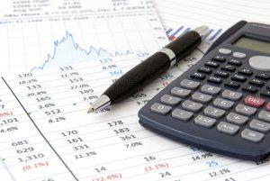 vaste voorschotten (straight loan) berekenen